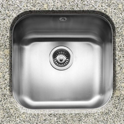 Caple Form 42 Stainless Steel Undermount Kitchen Sink